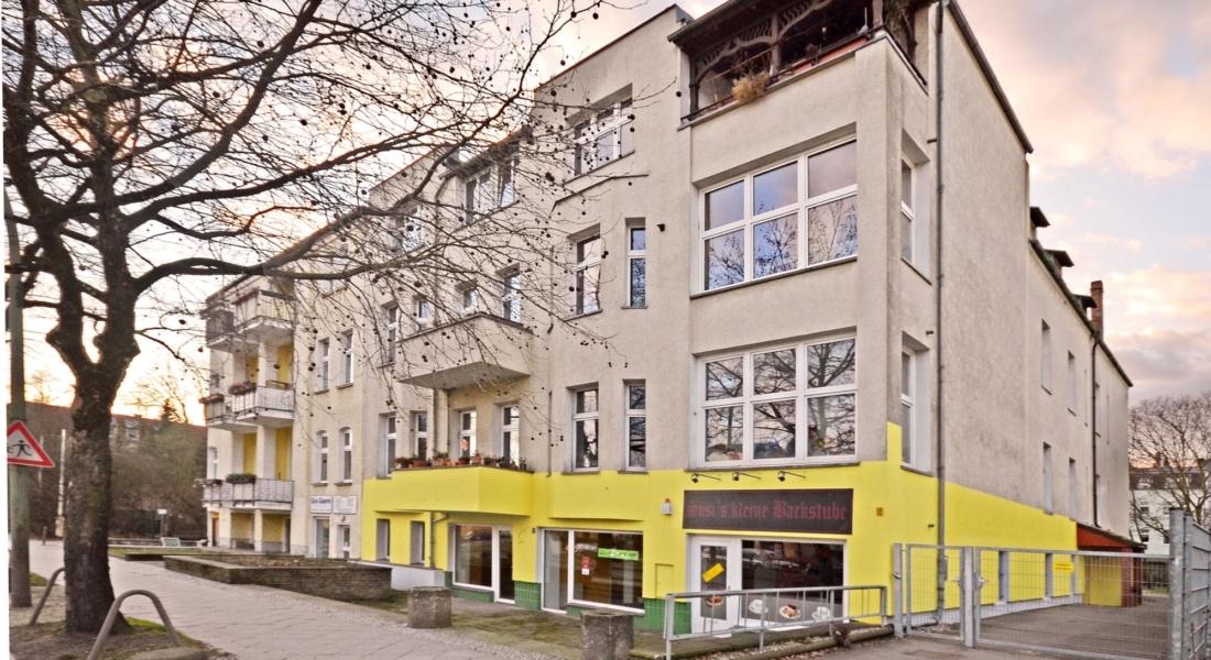 3-Zimmer-Dachgeschosswohnung mit Balkon nur 5 Min. vom S-Bhf. 10318 Berlin, Etagenwohnung