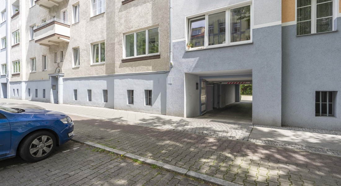 Zentral gelegene Einzelgarage zur sofortigen Nutzung 10713 Berlin, Einzelgarage