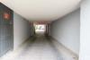 Zentral gelegene Einzelgarage zur sofortigen Nutzung - Die Torzufahrt