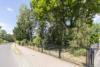 Baugrundstück für z.B. ein Doppelhaus oder 2 Häuser in Blankenfelde-Mahlow - Die Straßenansicht