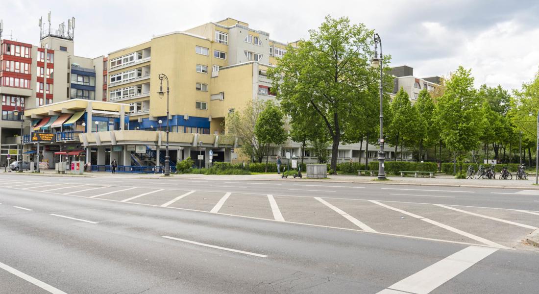 Bezugsfreies Apartment vis-à-vis zum Schloss Charlottenburg 14059 Berlin, Etagenwohnung