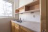 RESERVIERT: Sanierungsbedürftige, bezugsfreie 3-Zimmerwohnung mit Südwest-Balkon - Die Küche