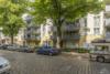 Bezugsfreie DG-Maisonettewohnung mit grünem Blick über Pankow - Die Straßenansicht