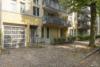 Bezugsfreie DG-Maisonettewohnung mit grünem Blick über Pankow - Die Garagenzufahrt