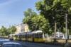 Helle Dachgeschosswohnung mit offenem Wohnbereich und zwei Terrassen - Die Greifswalder Straße