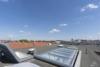 Helle Dachgeschosswohnung mit offenem Wohnbereich und zwei Terrassen - Das Dach