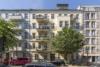 Helle Dachgeschosswohnung mit offenem Wohnbereich und zwei Terrassen - Die Außenansicht