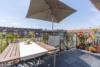 Helle Dachgeschosswohnung mit offenem Wohnbereich und zwei Terrassen - Die Terrasse wartet auf Sie!