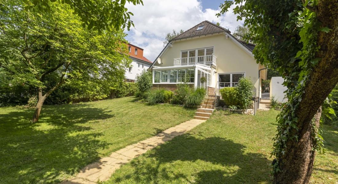 JFK in 5 Min – Großzügiges Haus im exklusiven Zehlendorf-Süd 14165 Berlin, Einfamilienhaus