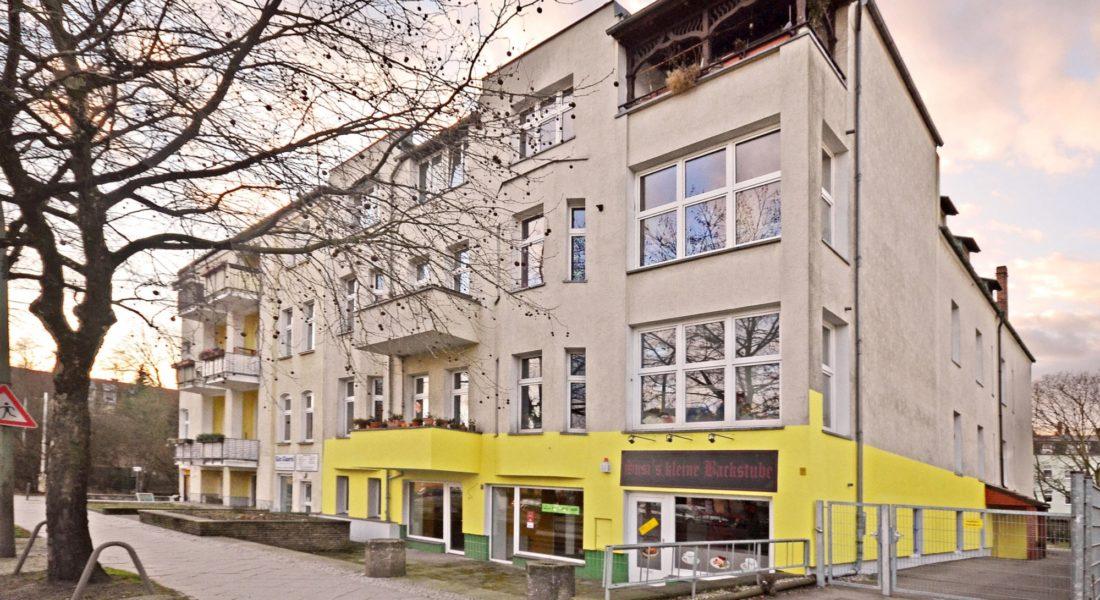 Ruhige Grünblick-Wohnung  im abwechslungsreichen Karlshorst 10318 Berlin, Etagenwohnung
