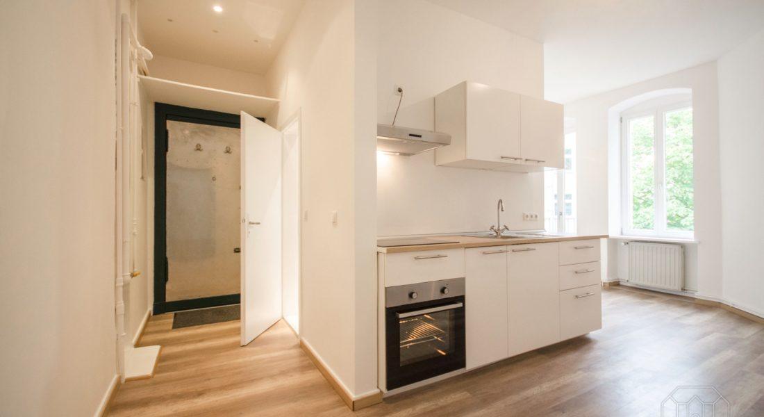 Charmante 1,5 Zimmer-Wohnung im Kollwitzkiez 10405 Berlin, Etagenwohnung