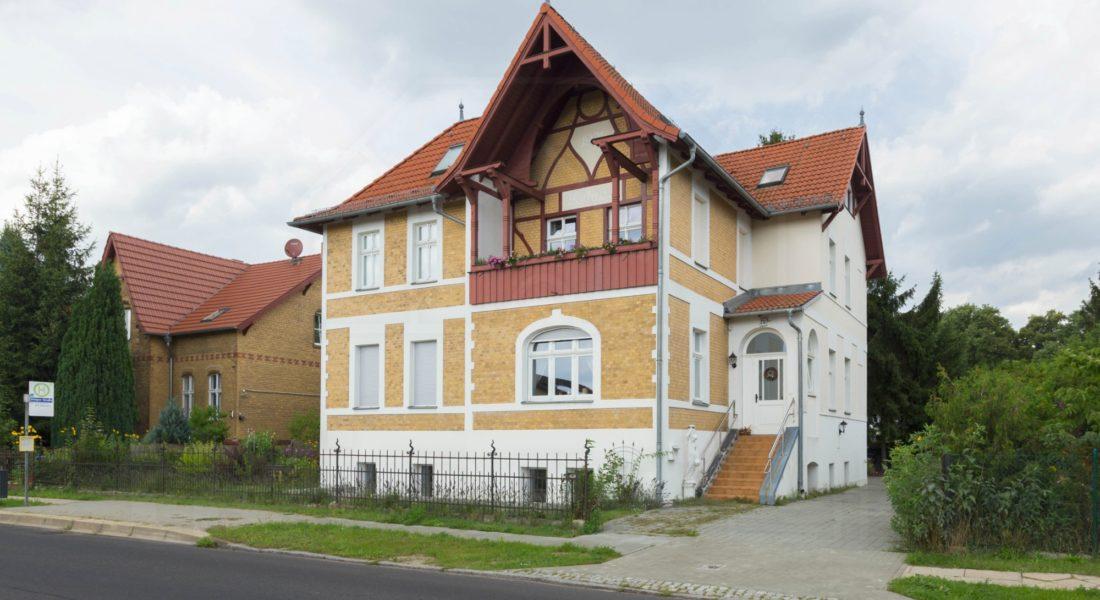 Schöne Gewerberäume in schicker Jugendstilvilla auf 86 m² 16540 Hohen Neuendorf, Bürofläche