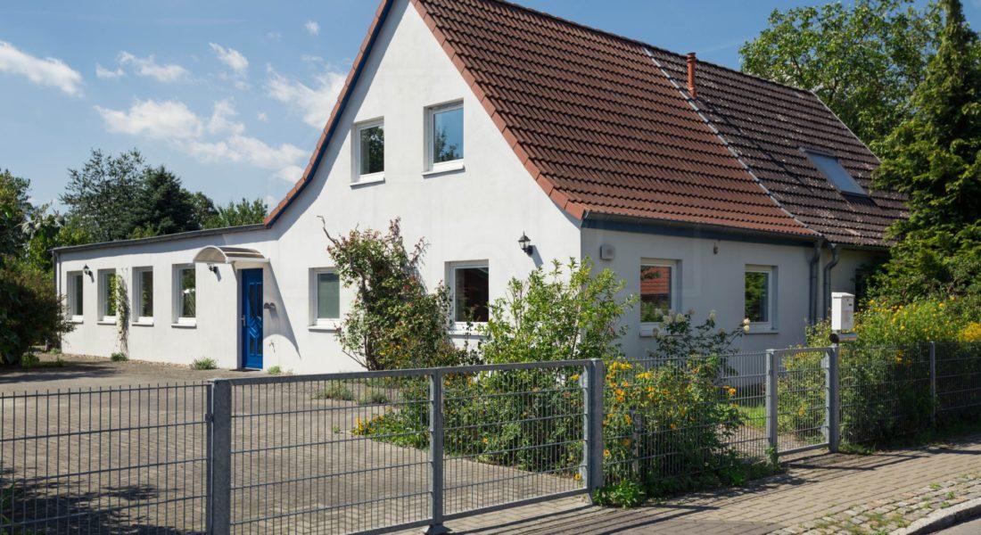 Charmantes Doppelhaus mit unverbautem Feldblick 16540 Hohen Neuendorf, Doppelhaushälfte