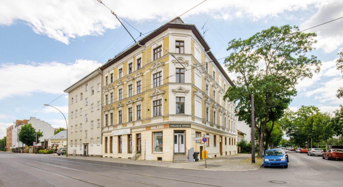 Selbstnutzung oder Anlage: renovierte 3-Zi.-Wohnung nahe zum Technologiezentrum Adlershof 12489 Berlin, Etagenwohnung