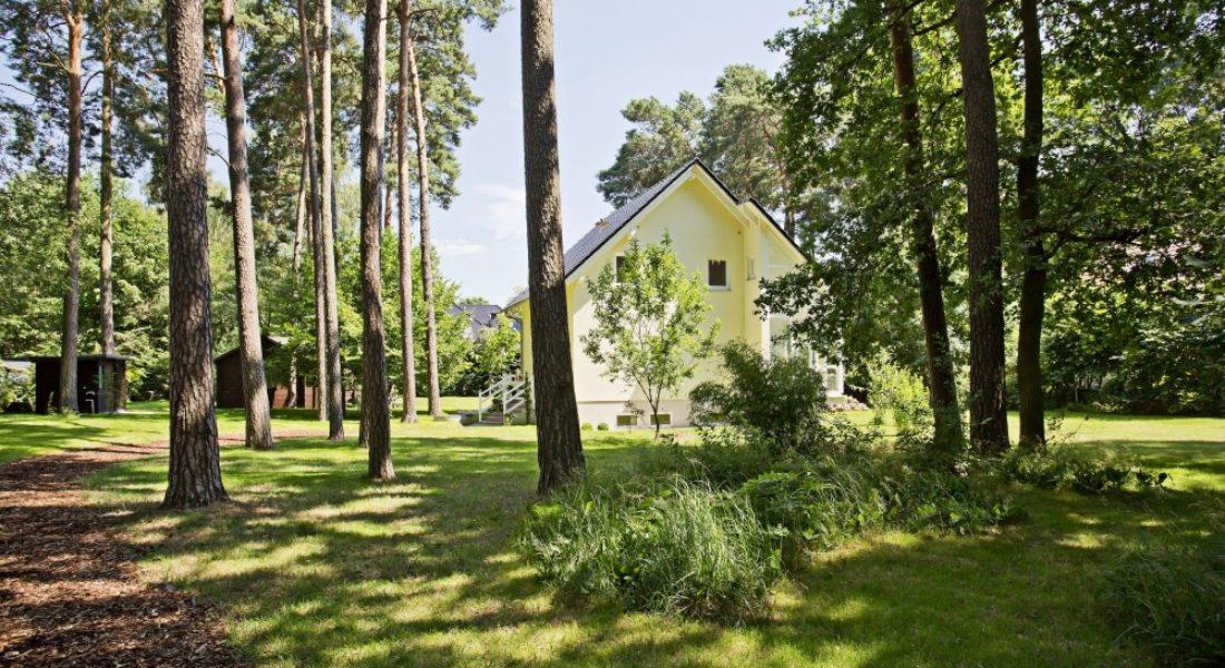 Ihr stadtnahes Zuhause im Grünen auf waldähnlichem Grundstück 14612 Falkensee, Einfamilienhaus